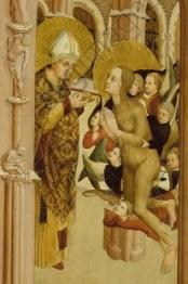 L.Moser, Kommunion der Maria Magdalena - -