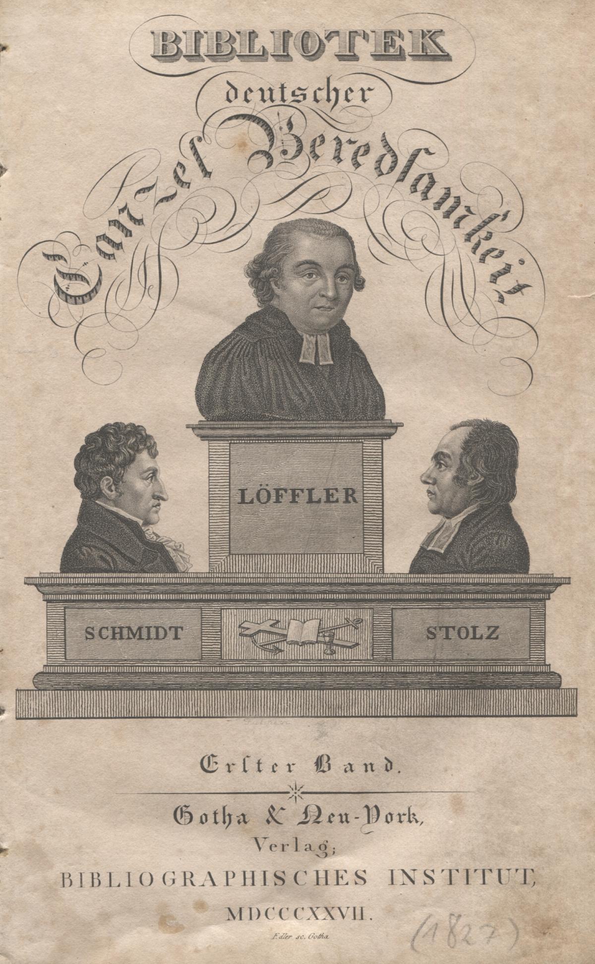Heinrich von Kleist, St. Marien in Frankfurt an der Oder und der Generalsuperintendent Josias F. C.Löffler